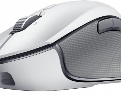 Razer juhtmevaba hiir Pro Click, valge