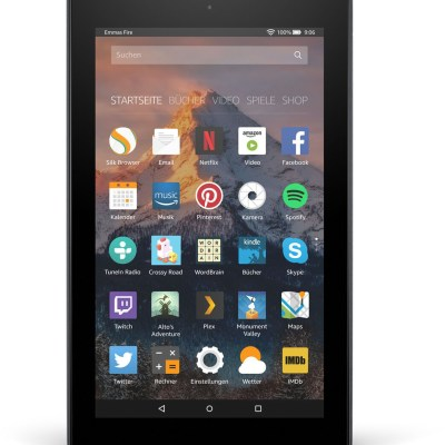 Amazon Fire 7 32GB 2019, must