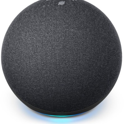 Amazon Echo Dot 4, charcoal