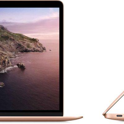 Apple MacBook Air 13″ 256GB SWE, gold