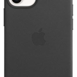 Apple kaitseümbris iPhone 12 Mini MagSafe, must