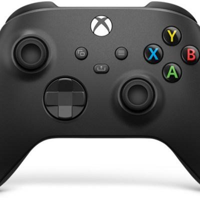 Microsoft Xbox Wireless Controller juhtmevaba mängupult, must