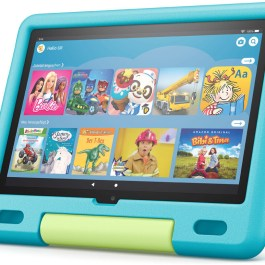 Amazon Fire HD10 32GB Kids 2021, aquamarine