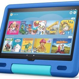 Amazon Fire HD10 32GB Kids 2021, sky blue