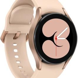 Samsung Galaxy Watch4 LTE 40mm, pink gold