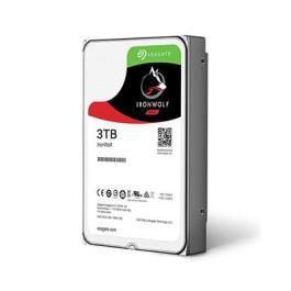 HDD|SEAGATE|IronWolf|3TB|SATA 3.0|64 MB|5900 rpm|3,5″|ST3000VN007
