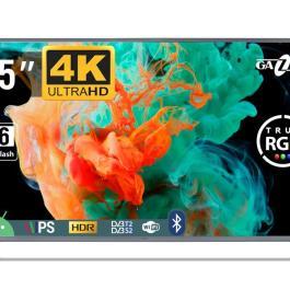 TV Set GAZER 65″ 4K/Smart 16 GB Wireless LAN 802.11ac Bluetooth Android Graphite TV65-US2G
