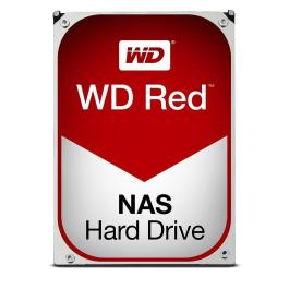 HDD|WESTERN DIGITAL|Red|6TB|SATA 3.0|256 MB|5400 rpm|3,5″|WD60EFAX