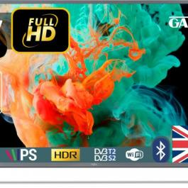 TV Set GAZER 43″ Smart/FHD 1920×1080 Wireless LAN Bluetooth Android TV43-FS2G