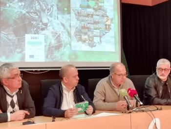 Rueda de prensa Pasaporte Verde Extremadura2030