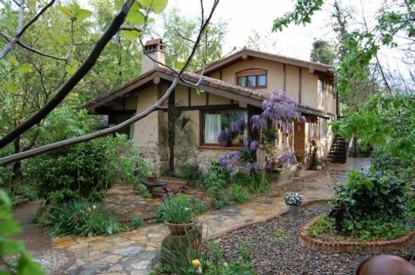 La casa del bosque Valle Jerte