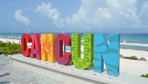 Playa Delfines de Cancún