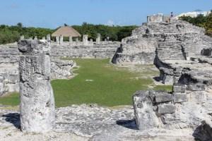 ruinas del rey