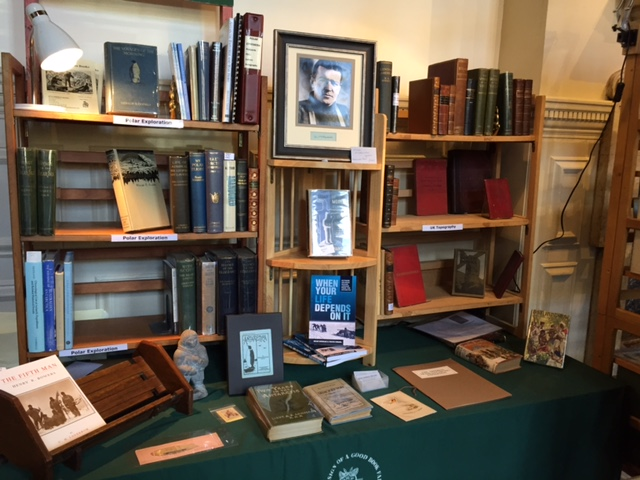 Kingsbridge Books at the Royal Geographical Society Travel Book Fair