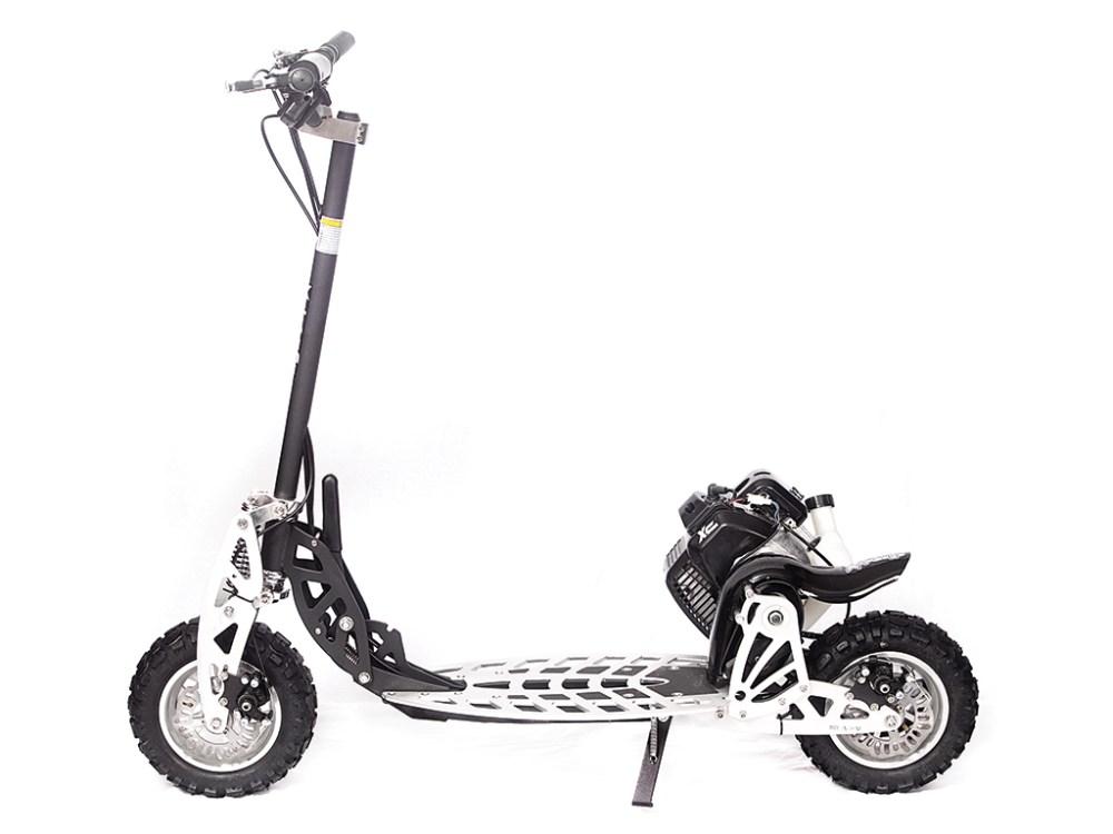 medium resolution of xg 575 49cc gas motor scooter
