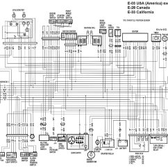 Gsxr 600 Wiring Diagram 2005 Tool 2009 28 Images