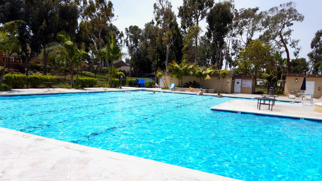 Condo Pool Area Huntington Beach Ca  Extreme Backyard