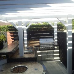 Stainless Steel Kitchen Island Cart Red Chairs Orange County Bbq Islands - Extreme Backyard Designs