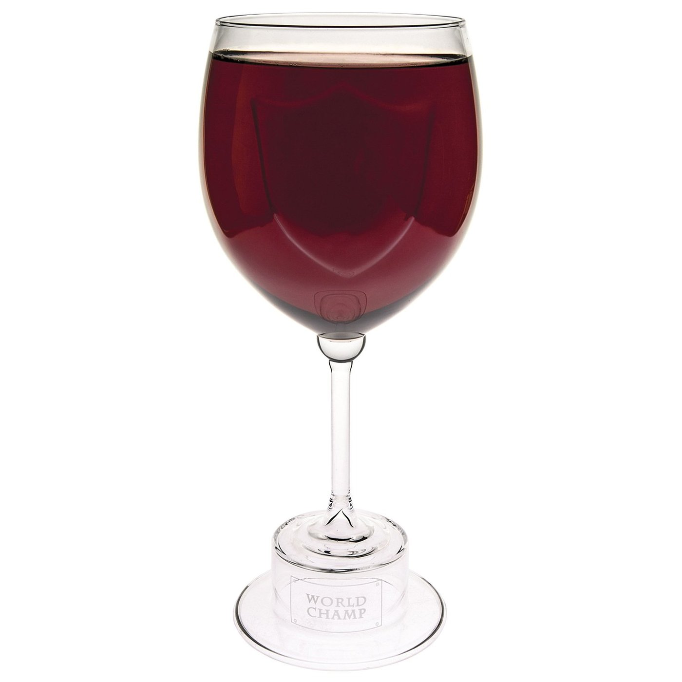 Fun Holiday Gag Gift The Wine Glass Of Champions On SALE