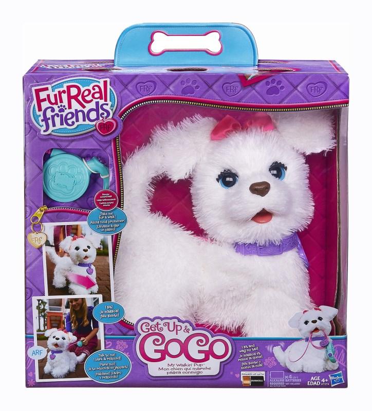 FurReal Friends Get Up & GoGo My Walkin' Pup