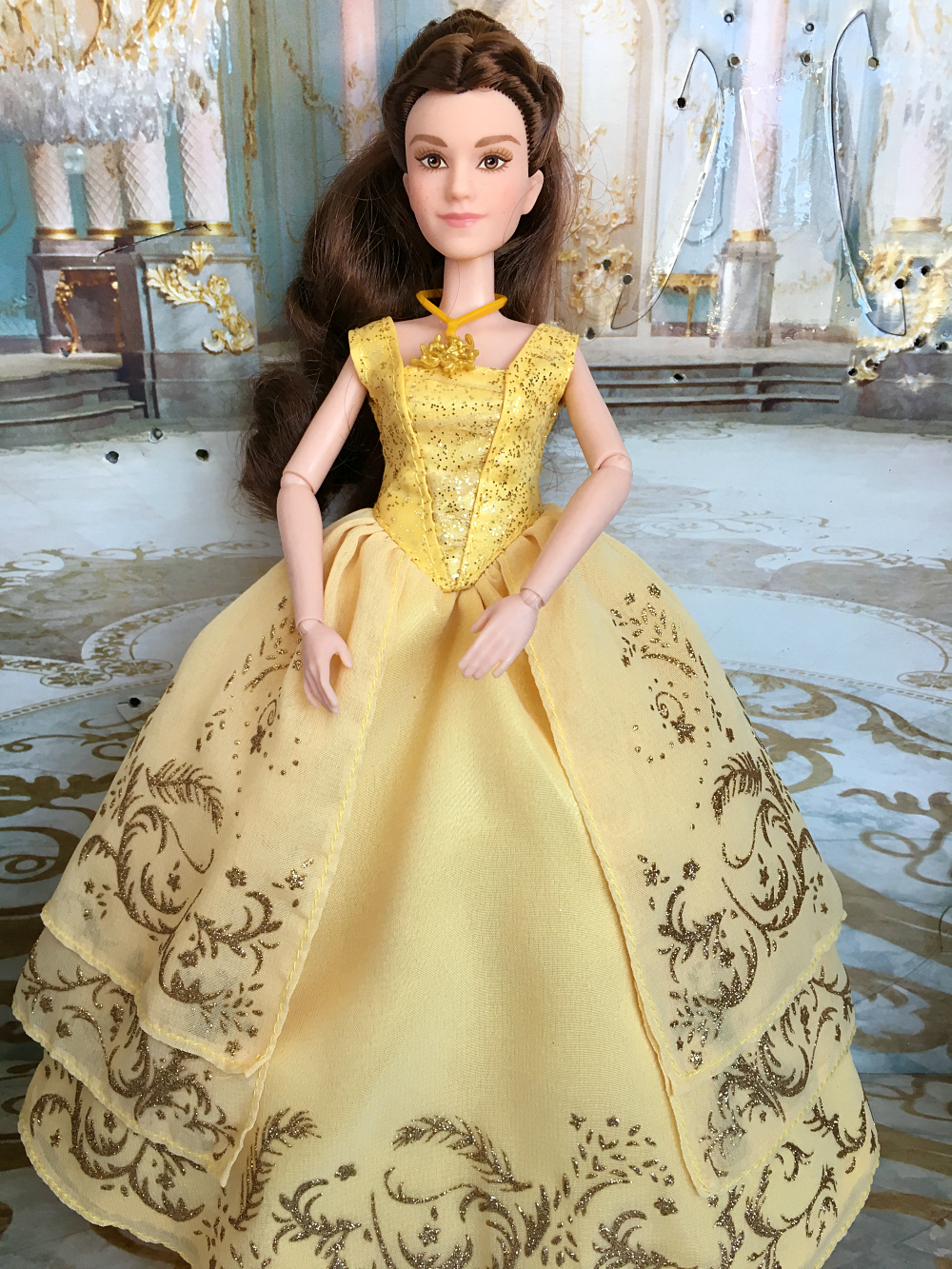 Disney's Beauty and the Beast Enchanting Ball Gown
