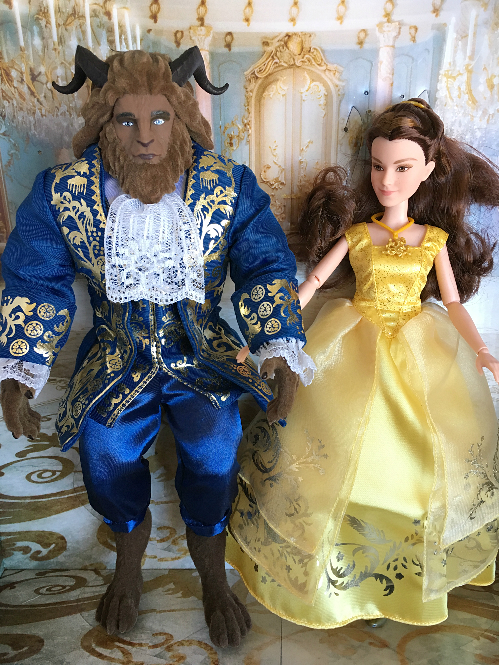 Disney's Beauty and the Beast Grand Romance