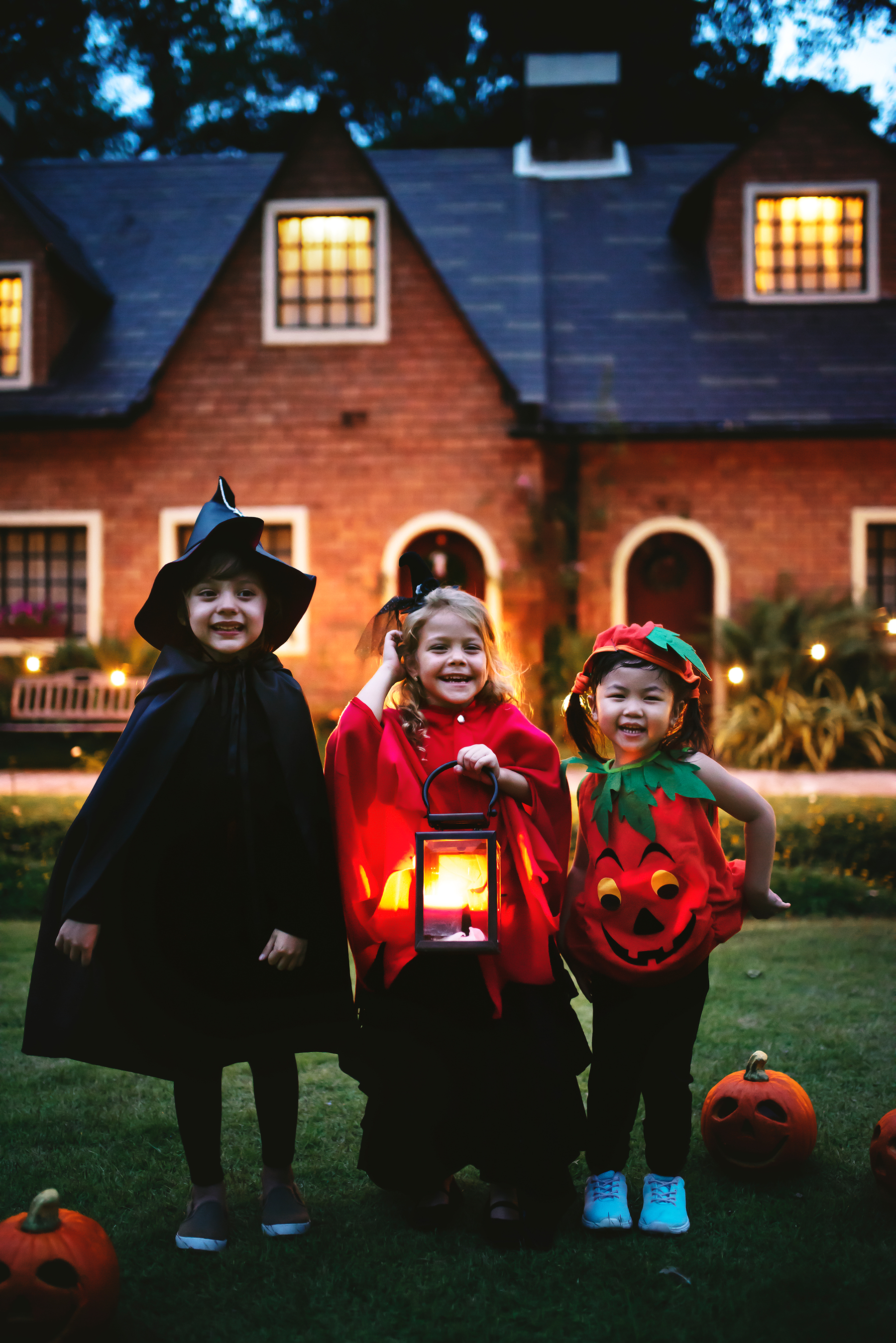 Trick Or Treat Safety To Teach Young Children