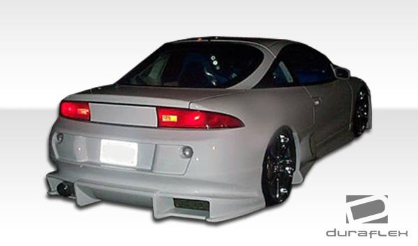 2003 Mitsubishi Eclipse Back Bumper