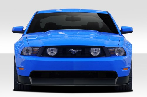 small resolution of image is loading 10 12 ford mustang r500 duraflex front bumper