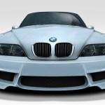 96 02 Bmw Z3 1m Look Duraflex Front Body Kit Bumper 109531 Ebay
