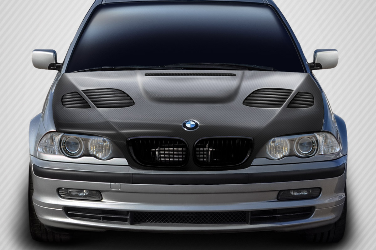hight resolution of image is loading 99 01 bmw 3 series 4dr e46 gt