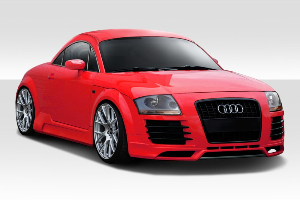 medium resolution of details about 00 06 audi tt pr d duraflex full body kit 113110