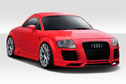 small resolution of details about 00 06 audi tt pr d duraflex full body kit 113110
