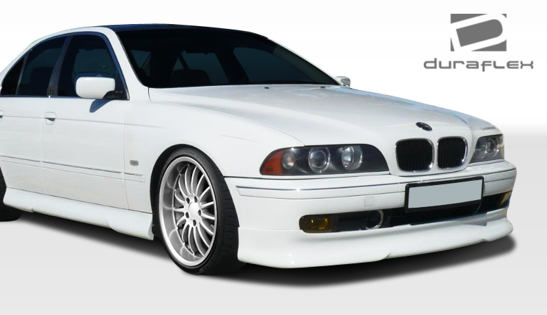 9700 Bmw 5 Series E39 Duraflex Hms Front Lip Air Dam 1pc