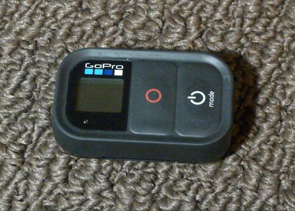 GoPro Remote Battery Change