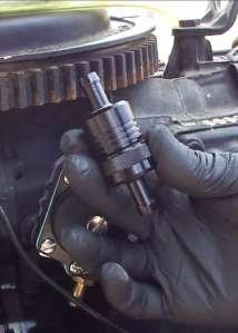 Edelbrock fuel filter