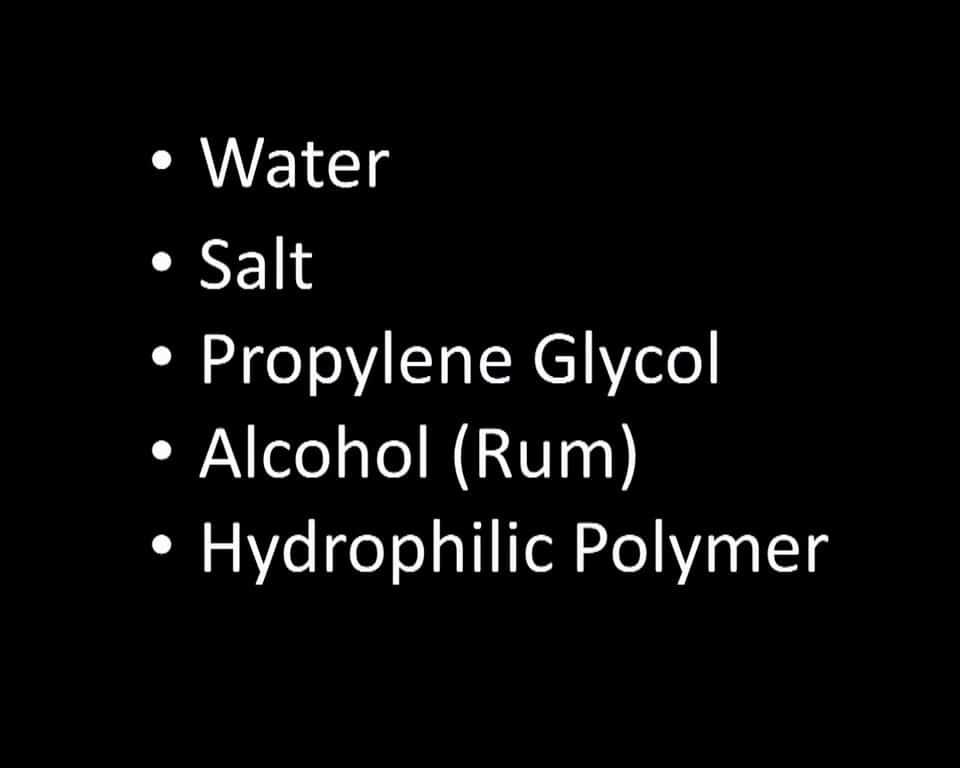 Cooler Ice Packs Ingredients