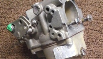 Cleaning Fixed Idle Jet Passage on an Outboard Carburetor - Extreme DIY