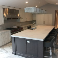 Rochester Kitchen Remodeling Upholstered Bench Quartz Countertops, Extreme Granite And Marble ...