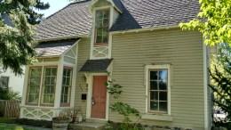 Lewis rental, 209 S. Tracy Avenue, c. 1879