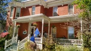 Alderson/Chisholm House (The Voss Inn), 319 South Willson Avenue, 1883