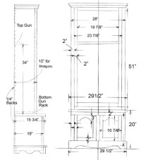 Rifle Case Plans Plans DIY Free Download Homemade Liquor ...
