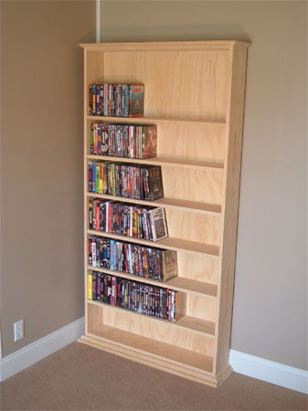 kitchen cabinet shelf inserts cheap white cabinets build a basic case of shelves - extreme how to