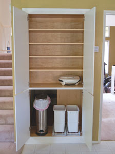 Converting a Closet to Cabinets  Extreme How To