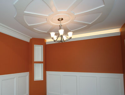 Artistic Drywall For Decorative Ceilings Extreme How To