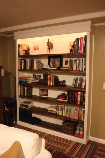 Building a Builtin Bookcase  Extreme How To