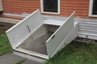 Install a Basement BulkHead Door