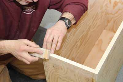 Applying Wood Veneer Edge Tape  Extreme How To