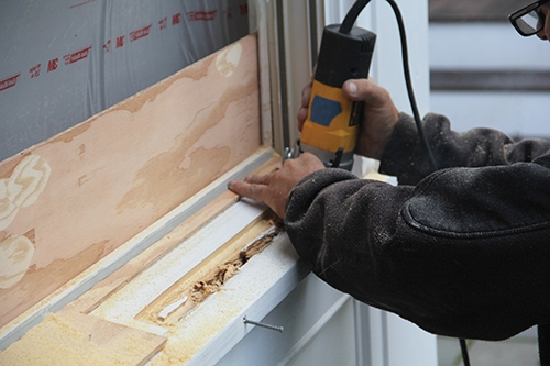 Patching Rotted Window Sills  Extreme How To