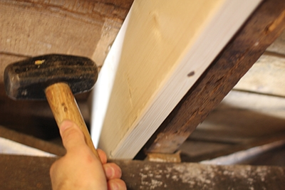 Fixing a Damaged Floor Joist  Extreme How To